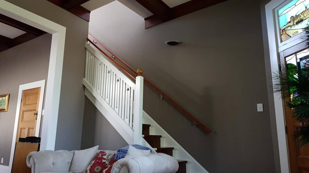 Villa Repaint Earns Gold Award For PBF Master Painters